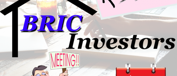 BRIC Meeting Post